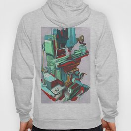 Abstract Drill Press 315. Hoody