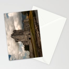 An old irish castle Stationery Cards