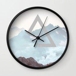 Conquer #society6 #decor #buyart Wall Clock