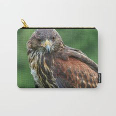 Watching like a hawk Carry-All Pouch