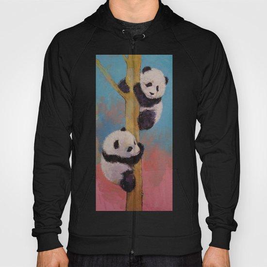 Panda Fun Hoody
