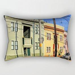 Eenie, Meenie, and Miney Rectangular Pillow