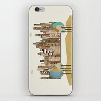 montreal iPhone & iPod Skins featuring montreal by bri.buckley