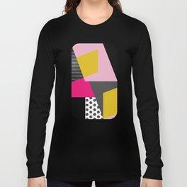 Geometric#13 Long Sleeve T-shirt