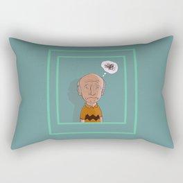 Charlie David Rectangular Pillow
