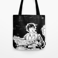 Mycroft! Tote Bag