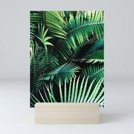 Winter Palms Mini Art Print