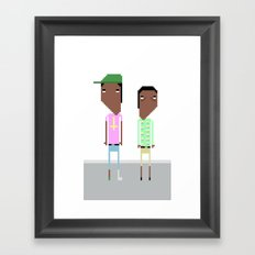 EarlWolf Framed Art Print