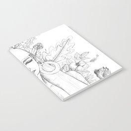 Divine Maya Notebook