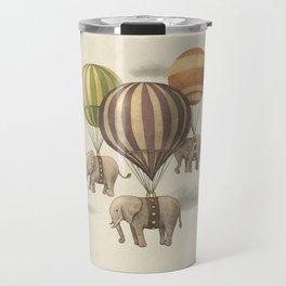 Flight of The Elephants Travel Mug