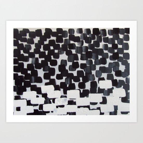 No. 6 Art Print