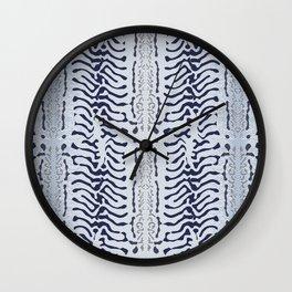 Mackerel skin Wall Clock