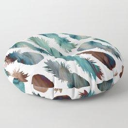 Pineapple-palooza Floor Pillow