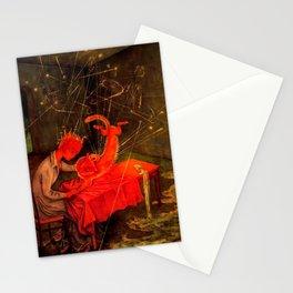 Sympathy by Remedios Varo Stationery Cards