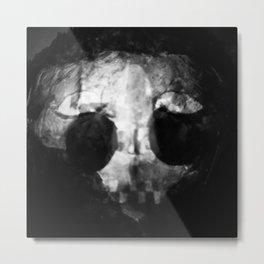 skull of tomorrow Metal Print