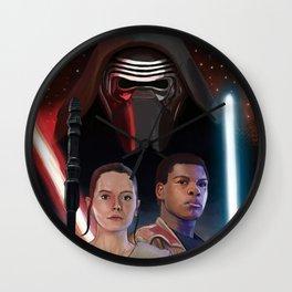 The Force Awakens. Wall Clock