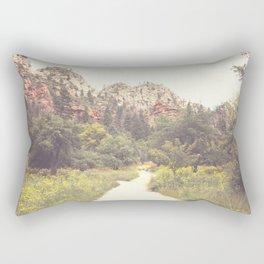 Colors of Sedona Rectangular Pillow