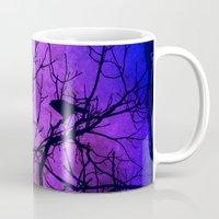 dramatical murder Mugs featuring Attempted Murder by minx267