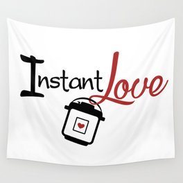 Instant Pressure Cooker Pot Love Wall Tapestry