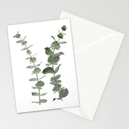Eucalyptus Branches I Stationery Cards