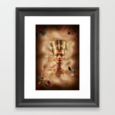 The Rising Queen Framed Art Print