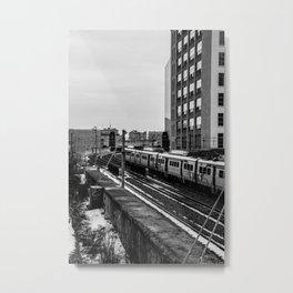 Septa Metal Print
