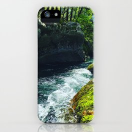 Vermont is Gorges iPhone Case