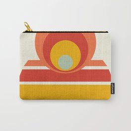 Circles & Stripes 03 Carry-All Pouch