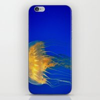firefly iPhone & iPod Skins featuring Firefly by Divine Catastrophe