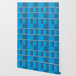 Facultad de Arquitectura y Urbanismo (FAU) -Detail- Wallpaper
