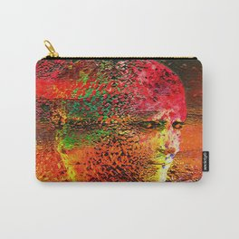 """"""" The beauty is the magnificence of the divine face. """" Carry-All Pouch"""