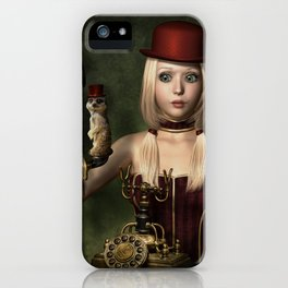 Surprise Call iPhone Case