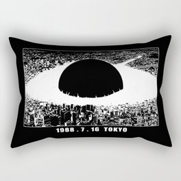 1988 7 16 Tokio Rectangular Pillow