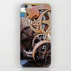 IronWheels iPhone & iPod Skin