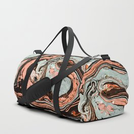 Abstract luxury painting marble Duffle Bag