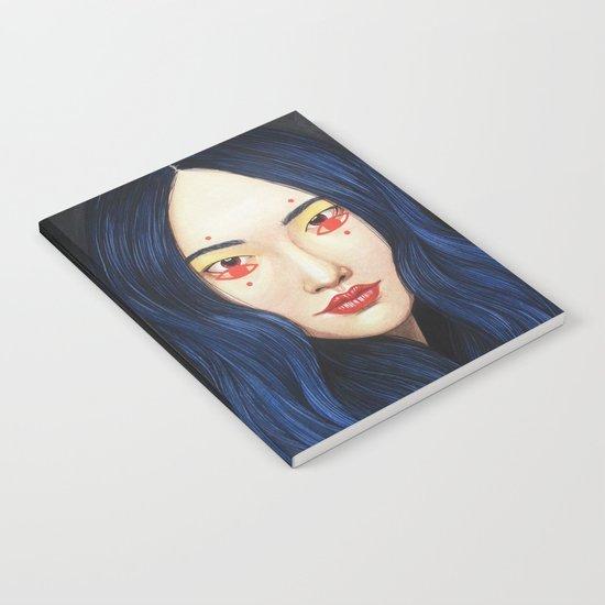 Close Up 9 Notebook