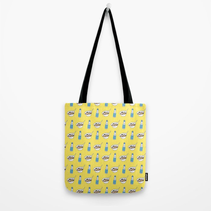 ramen & ramune Tote Bag