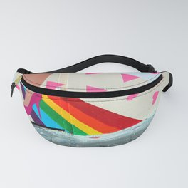 The End Of The Rainbow Fanny Pack