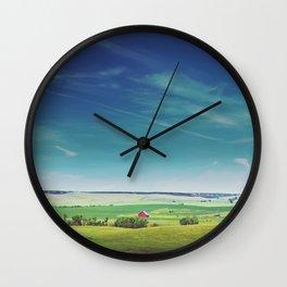 Big Country Wall Clock