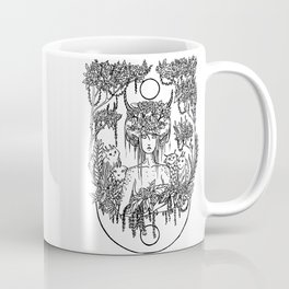 Critter Nymph Coffee Mug
