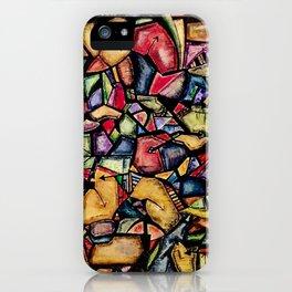 Hildegaard's Garden iPhone Case