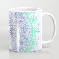 BLUE SUMMER MANDALA Mug