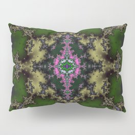 Fractal Hexagon Pillow Sham