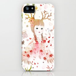 child garden iPhone Case