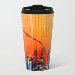 San Fran Sunrise Travel Mug