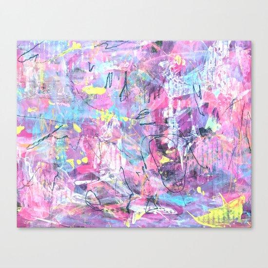 nuru #169 Canvas Print
