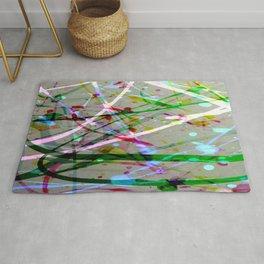 Abstract No. 4 Rug