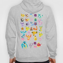 Pocket Collection Hoody