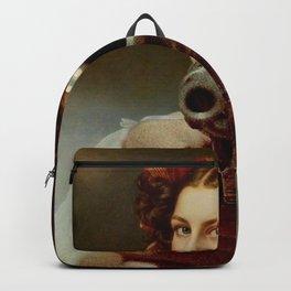 Over Backpack