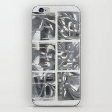 Fade 2 Grey iPhone & iPod Skin
